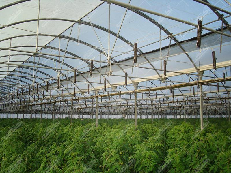 طراحی و اجرای گلخانه