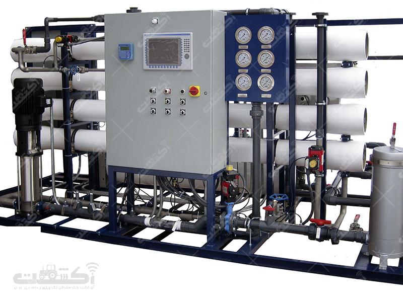 شرکت شرق تصفیه واردکننده و تولیدکننده سیستم های تصفیه آب