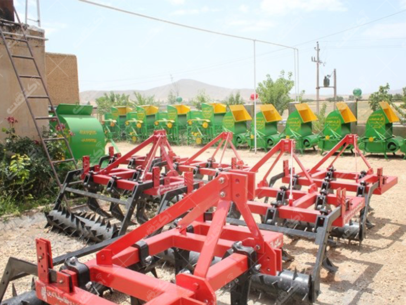 ادوات کشاورزی ظریف صنعت خمین