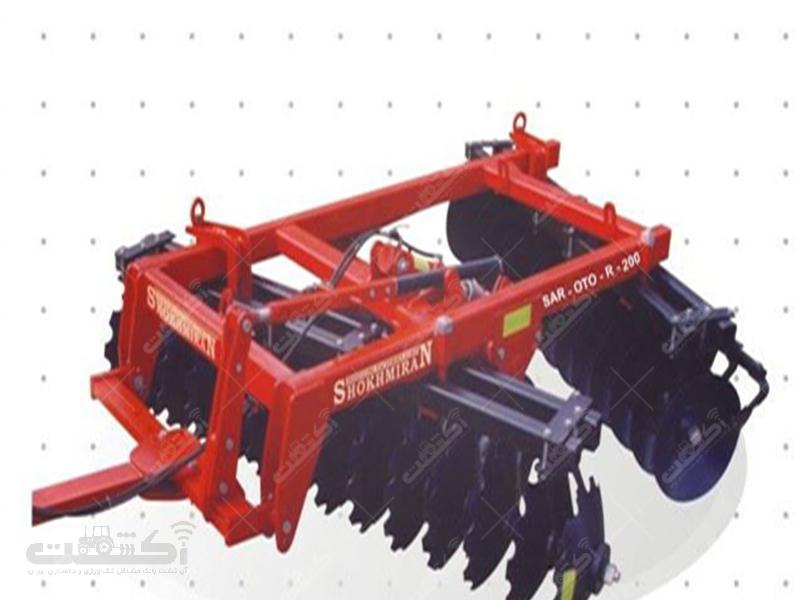 شرکت تولیدی ادوات کشاورزی علیزاده