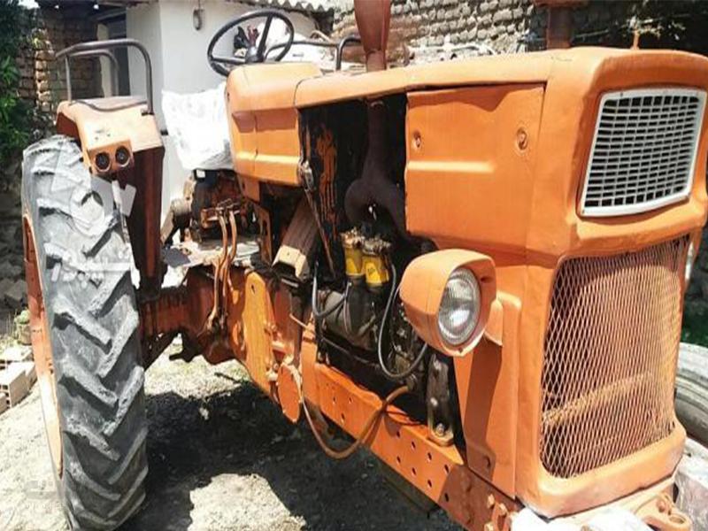 فروش تراکتور رومانی مدل 63