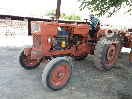تراکتور رومانی مدل ۶۴