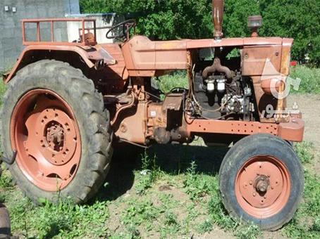 تراکتور رومانی مدل 59