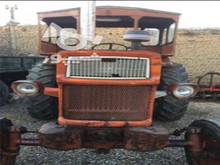 تراکتور رومانی مدل 60