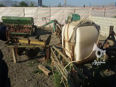 فروش ادوات کشاورزی و موتورسیکلت