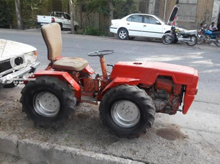 فروش تراکتور لامبرگینی گلدونی