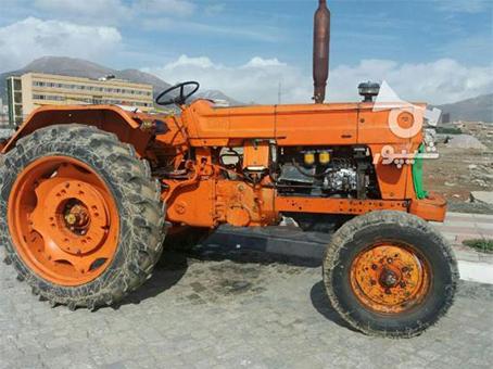 تراکتور رومانی مدل 63