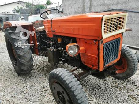 تراکتور فیات 64 نارنجی