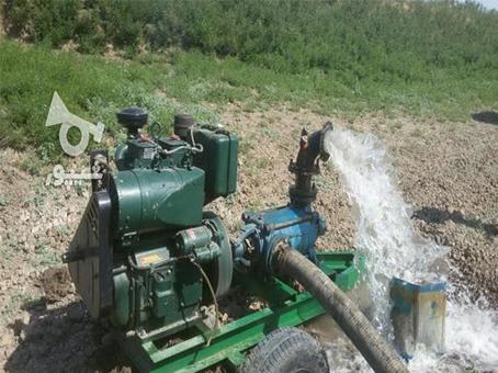 موتور آب کشاورزی