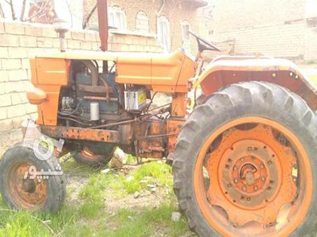 تراکتور رومانی مدل61 همراه باگاوآهن