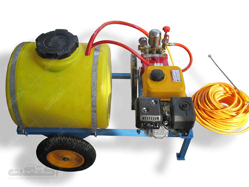 گروه تولیدی ماشین آلات کشاورزی شامه