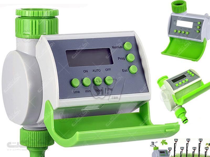 دستگاه تایمر اتوماتیک برای آبیاری