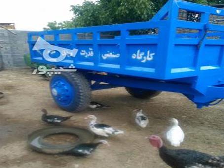 فروش تریلی 2 چرخ در مازندارن