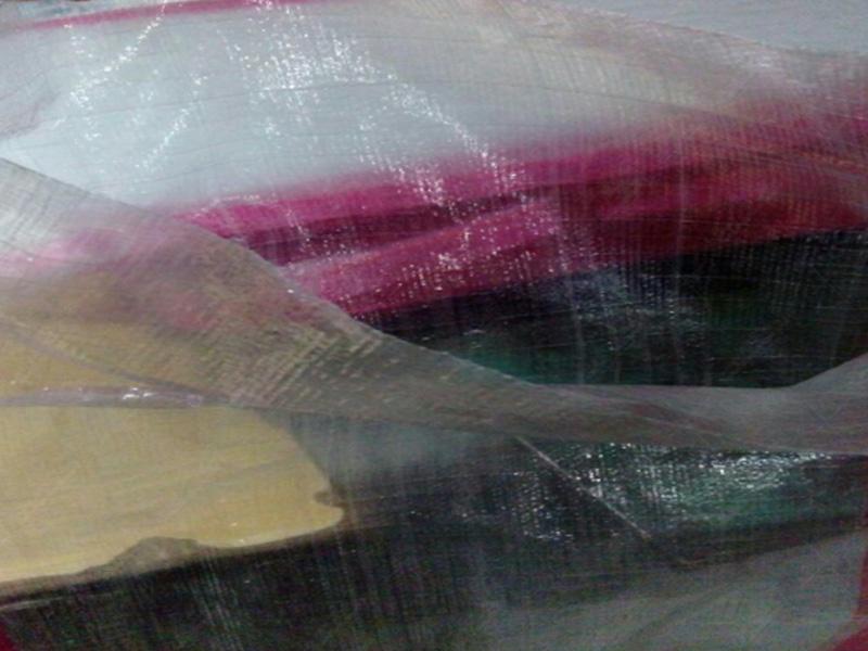 کیسه های بی رنگ و شفاف