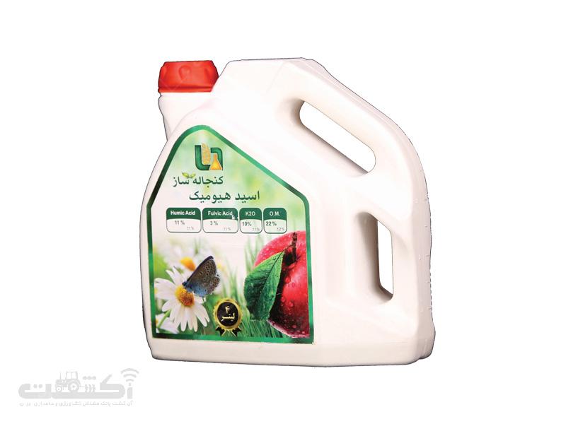 کود مایع اسید هیومیک