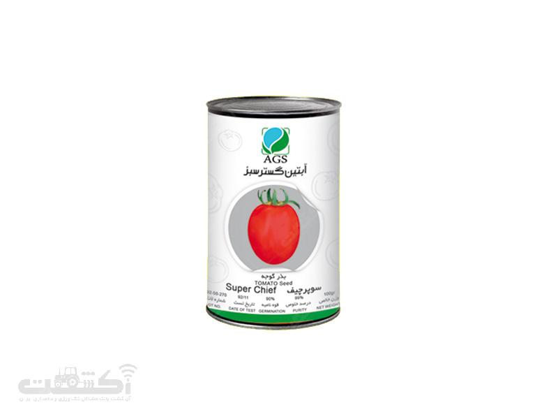 بذر گوجه رقم سوپر چیف