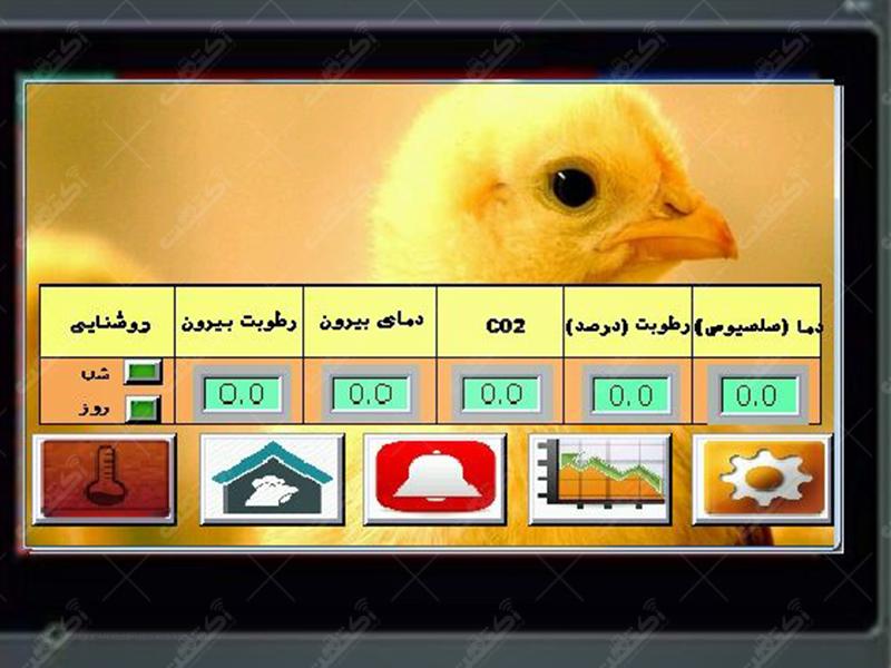 اتوماسیون مرغداری ایرانیان