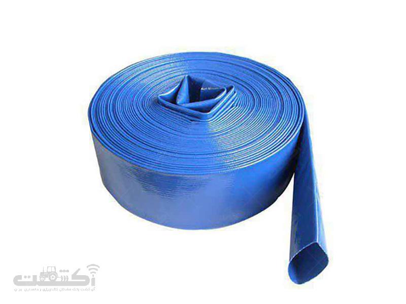لوله های آب رسانی و انتقال آب لی فلت (سایز ۲ تا ۶ اینچ)