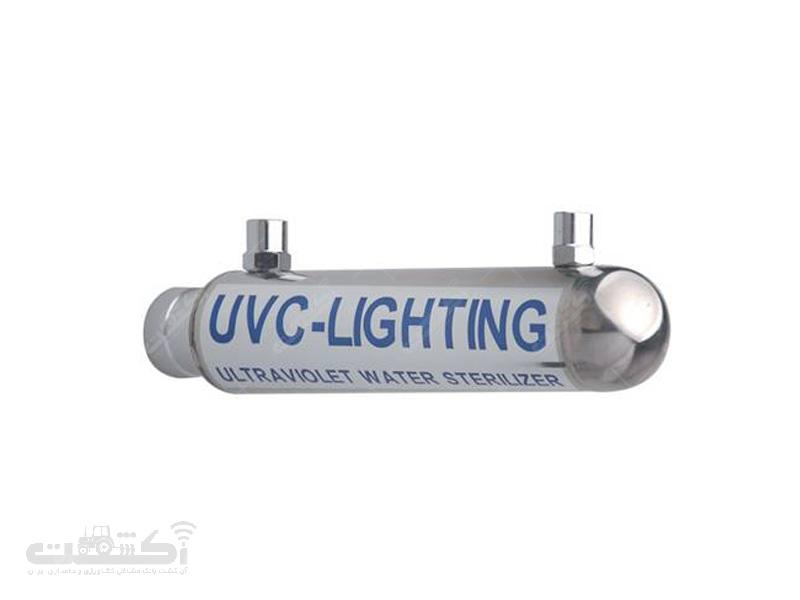 گندزدایی با لامپ UV