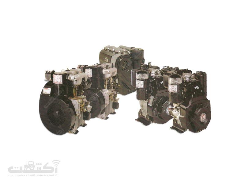 موتور پمپ و موتور ژنراتور