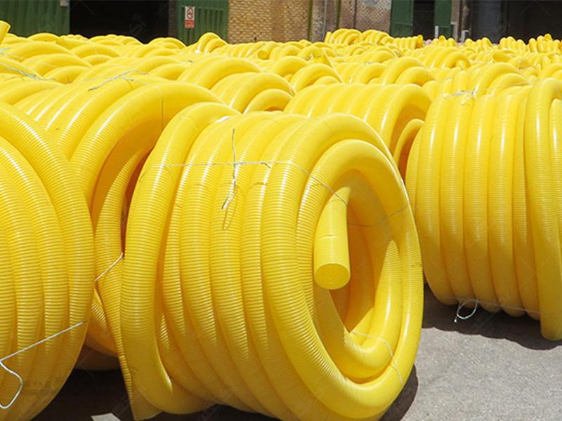 لوله های زهکشی از جنس PVC