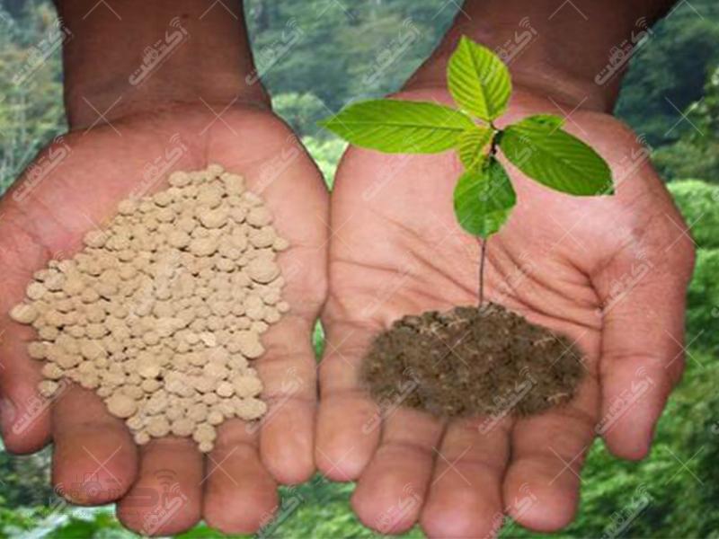 به کشت فروشنده انواع کودهای شیمیایی نانو و NPK دامی سم  بذر نهال