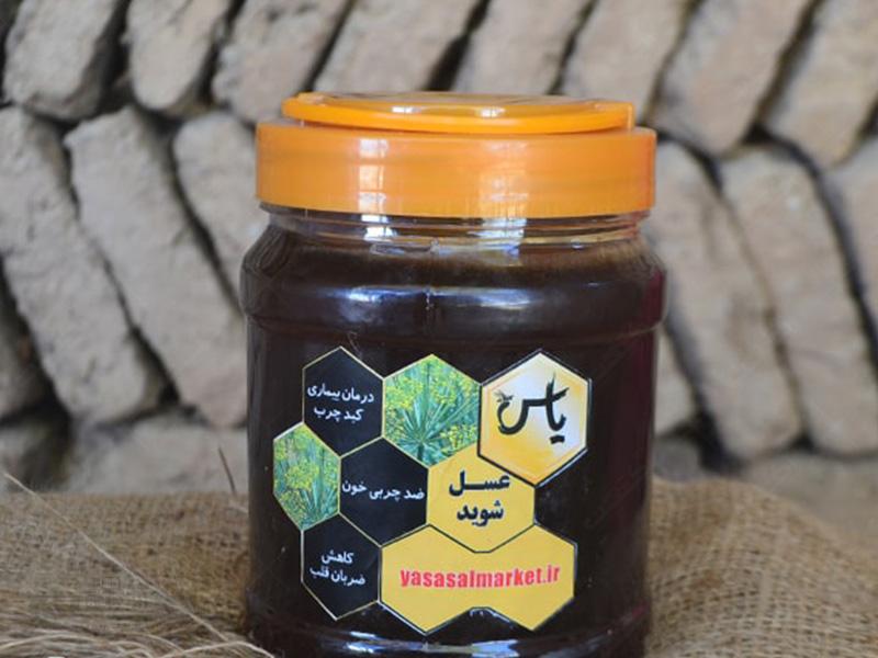 عسل شوید طبیعی