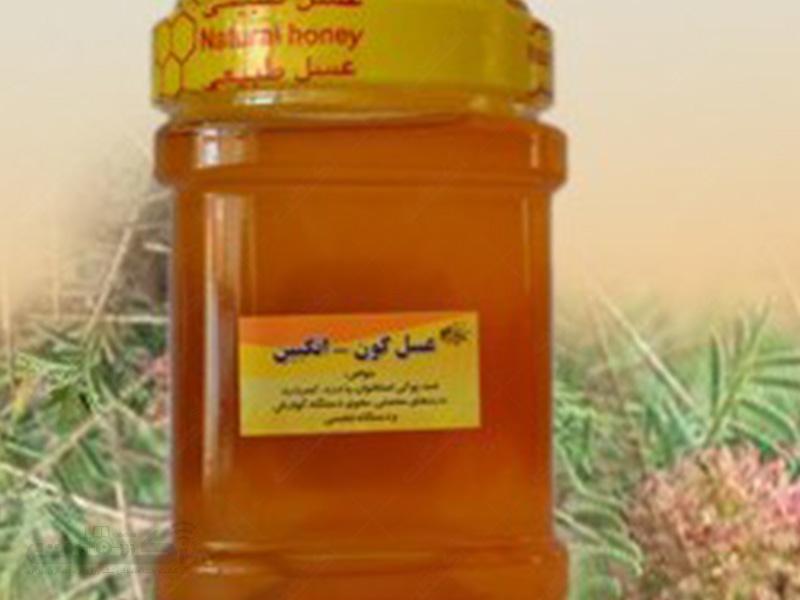 عسل گون انگبین