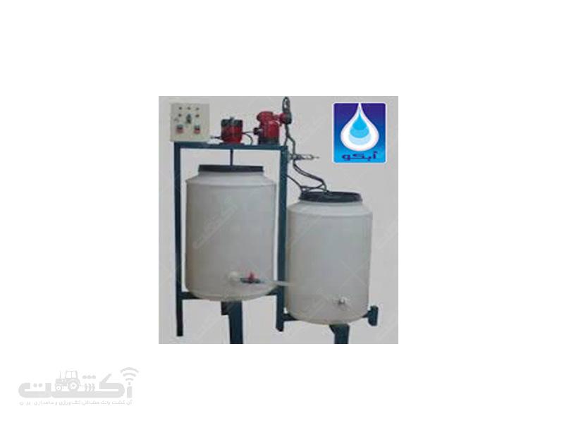 سیستم کلرزنی آب