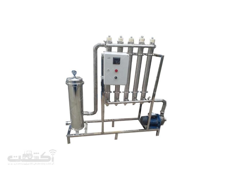 سیستم ضد عفونی آب uv و گندزدایی