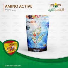 اسید آمینه آزاد ۹۰ درصد آمینو اکتیو