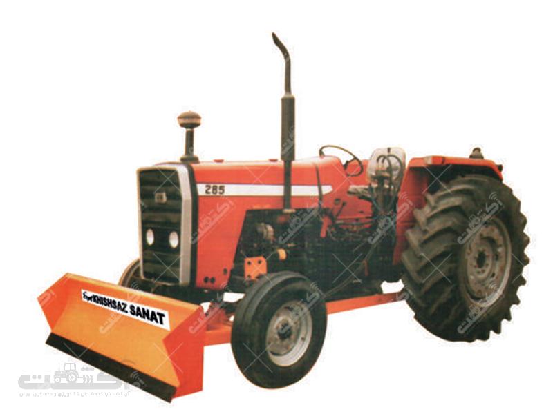 گروه صنعتی مشهد لودر بهنام تولیدکننده ادوات کشاورزی