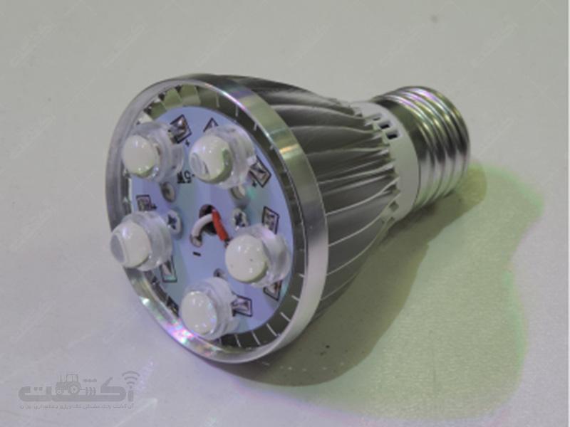 لامپ رشد گیاه 5 وات