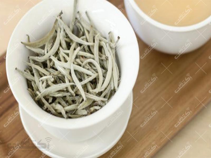 چای سفید درجه یک