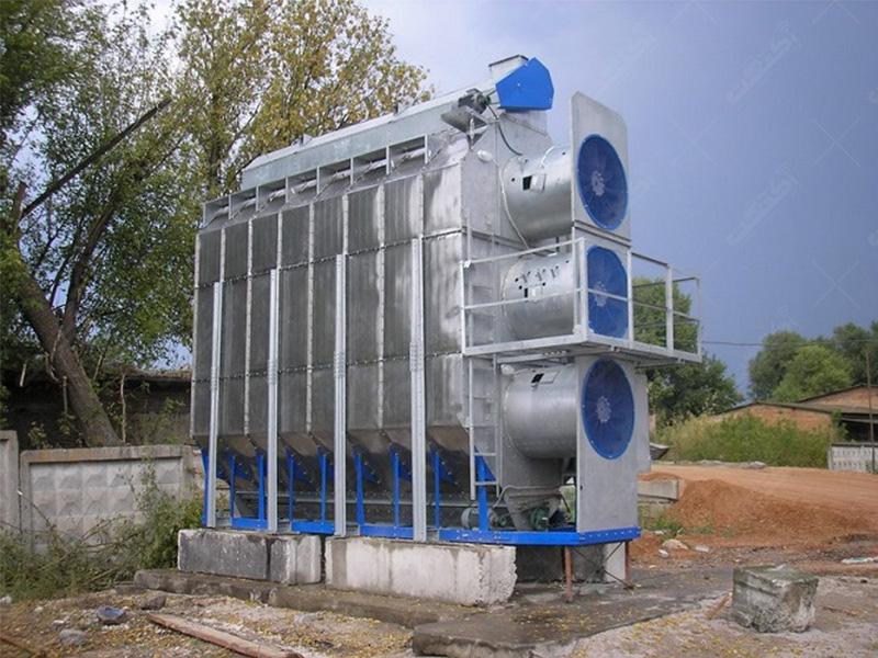 دستگاه خشک کن غلات