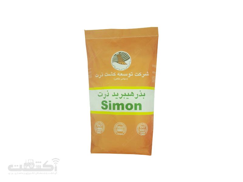 بذر ذرت هیبرید SIMON