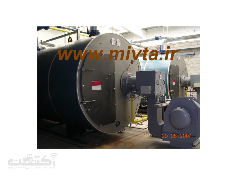 سیستم گرمایش گلخانه