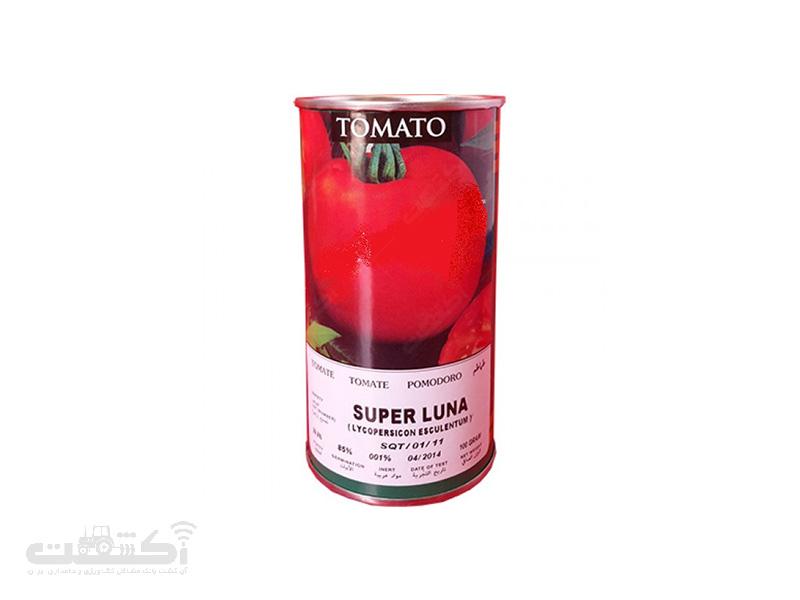 بذر گوجه فرنگی سوپر لونا