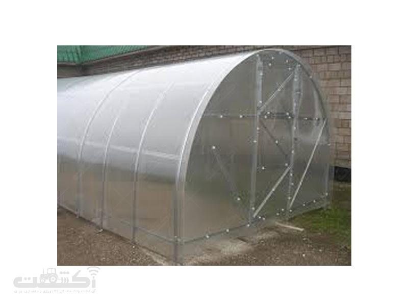 پوشش پلی کربنات گلخانه ها