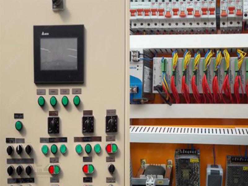 دستگاه های سیستم برق کشی و روشنایی گلخانه