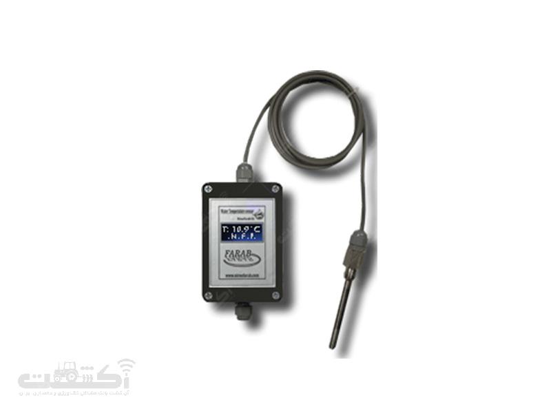 دستگاه سنسور دمای آب