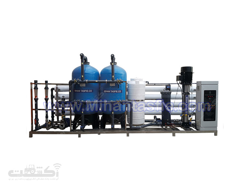 دستگاه های آب شیرین کن RO