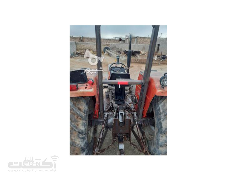 فروش تراکتور دسته دوم در ارومیه