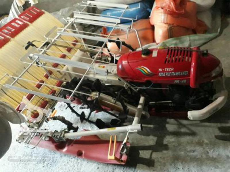 فروش دستگاه نشاکار کوکچی دسته دوم