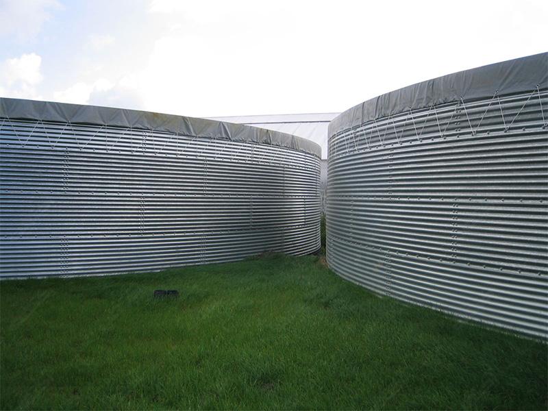 فروش مخازن ذخیره آب