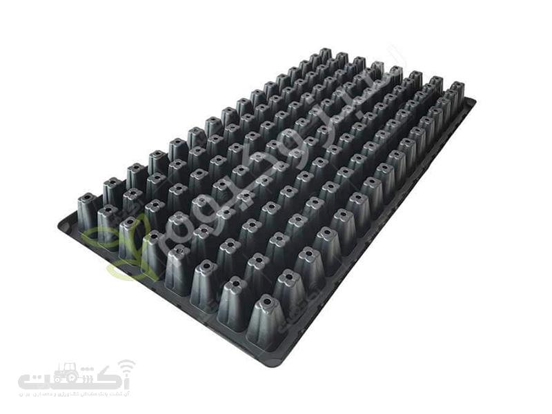 تولید و فروش سینی نشا 128 حفره