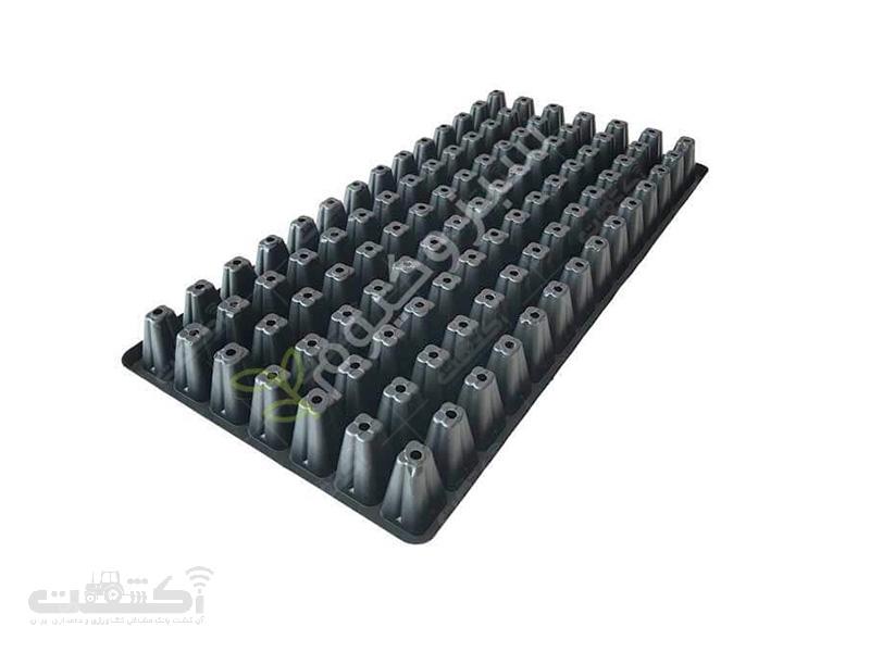 تولید و فروش سینی نشا 98 حفره