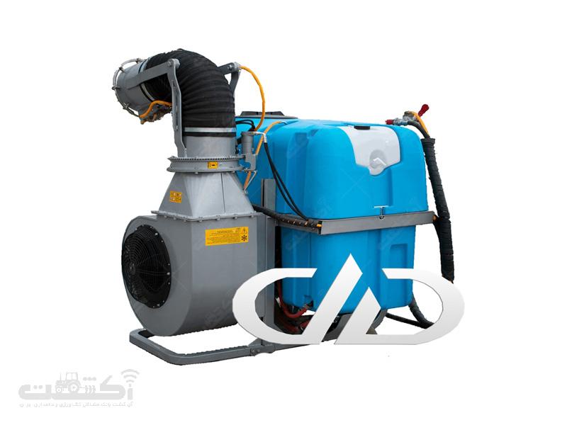 سمپاش توربولاینر 800 لیتری سوارشونده