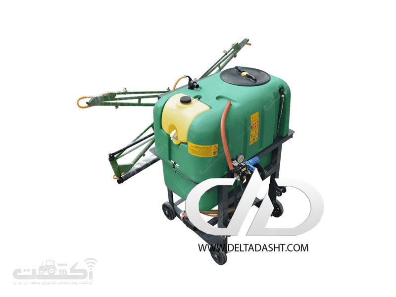 دستگاه سمپاش 400 و 600 لیتری سوارشونده بوم دار