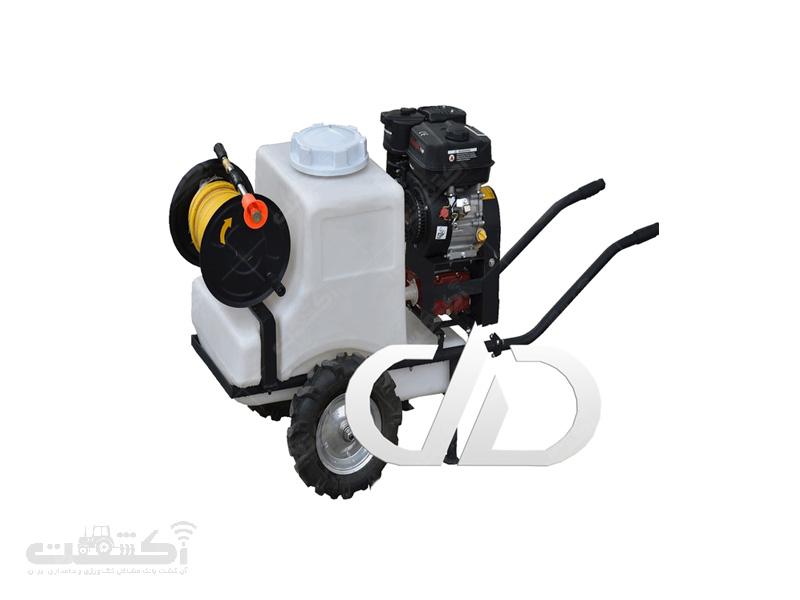 دستگاه سمپاش فرغونی 130 لیتری
